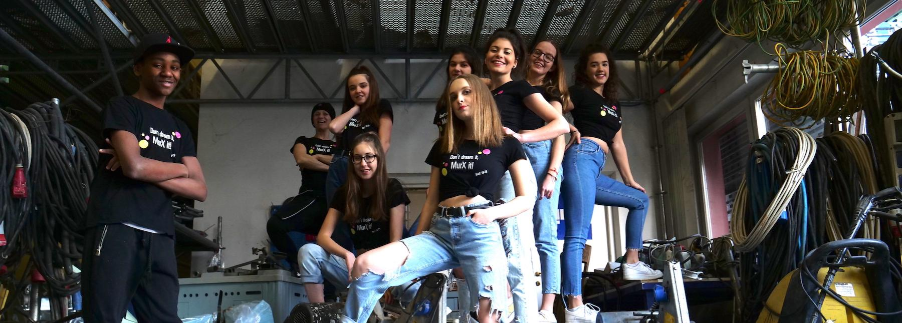 eventbild_hip_hop_video_clip_teens_junior